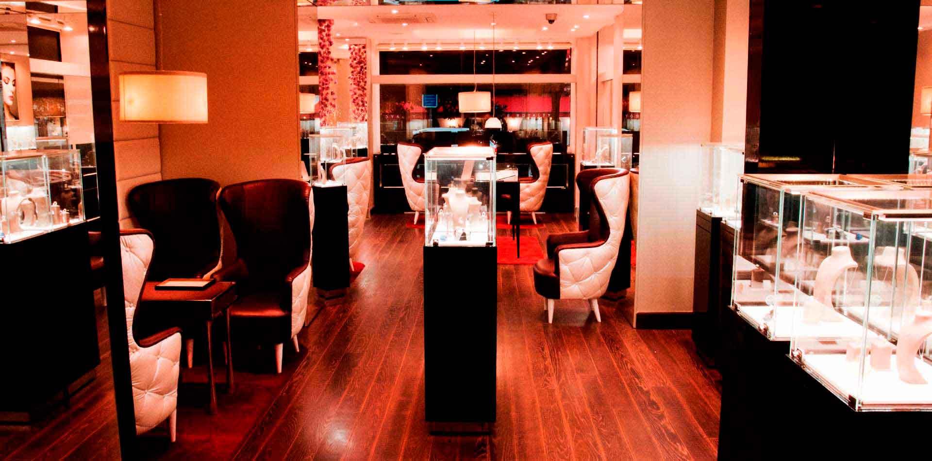 Bijoutier à Biarritz Pays basque, Diamants Jewellers