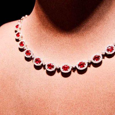 Diamants Jewellers, joaillier diamant à Biarritz Pays basque, collection de colliers