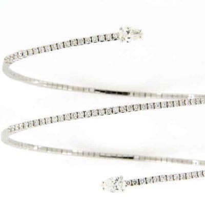 Diamants Jewellers, bijouterie à Biarritz Pays basque, les bracelets diamants
